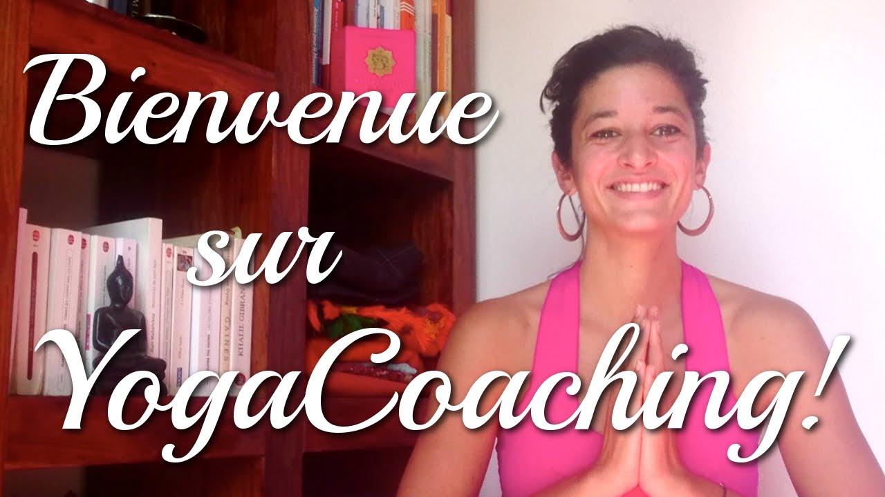 Bienvenue sur YogaCoaching!