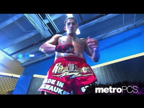 Moving Up the Ranks: Anthony Pettis