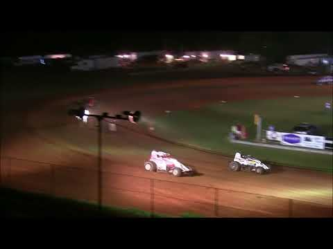 Sprint Car A Main at Bloomington Speedway 9 22 17