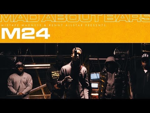 M24 - Mad About Bars w/ Kenny Allstar [S4.E12] | @MixtapeMadness