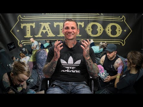 Mark Bester & The Tattoo Academy   UK Tattoo Artist