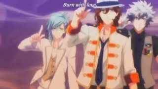 [Utapri] Quartet Night - Poison Kiss [(Eng Sub) no background voices]