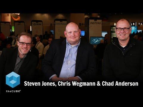 Steven Jones, Chris Wegmann & Chad Anderson | AWS Summit SF 2018