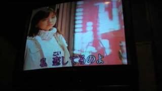 松田聖子さんの名曲赤い靴のバレリーナを歌ってすみません.