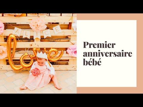 premier-anniversaire-bébé-:-déco,-gâteau-et-cadeaux