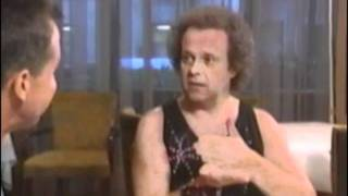 Richard Simmons Interview with Bill Boggs