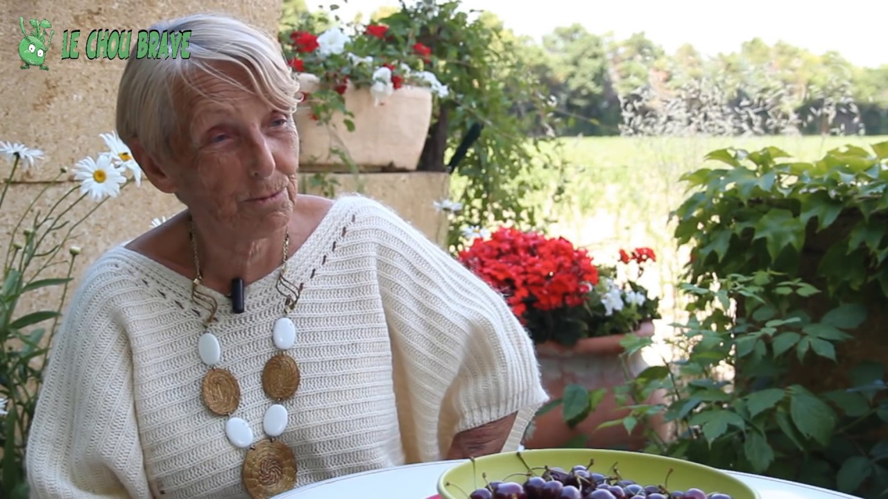 Irène Grosjean ou la vie en abondance (with English and Spanish subtitles)