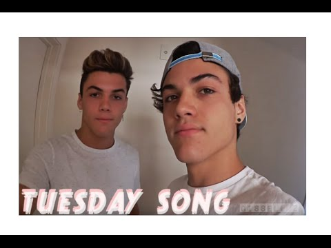 DOLAN TWINS SONG TUESDAY HD