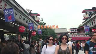 no talking travel vlog // TOKYO 2018