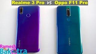 Download Realme 3 Pro vs Oppo F11 Pro SpeedTest and Camera Comparison Mp3 and Videos