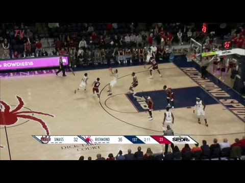 University of Richmond vs Umas Live