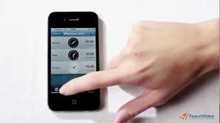 Часы в iPhone 4 (23/30)