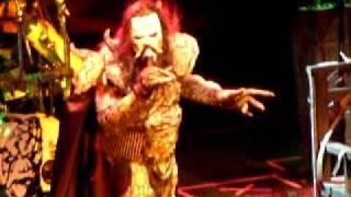 Lordi - Nonstop Nite (Prague - 18.11.2010)