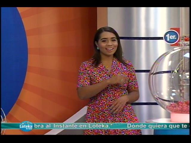 Loteka Lotería Electrónica Sorteo 7:00 PM 17-03-2020