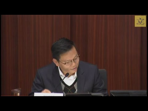 Subcommittee on Issues Relating to the Development of Chinese Medicine(2014/12/16)