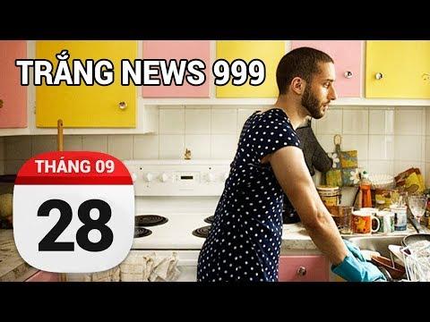 Osin lục tung đồ chủ nhà....Ô kìa sao lại chửi người ta...| TRẮNG NEWS 999 | 28/09/2017