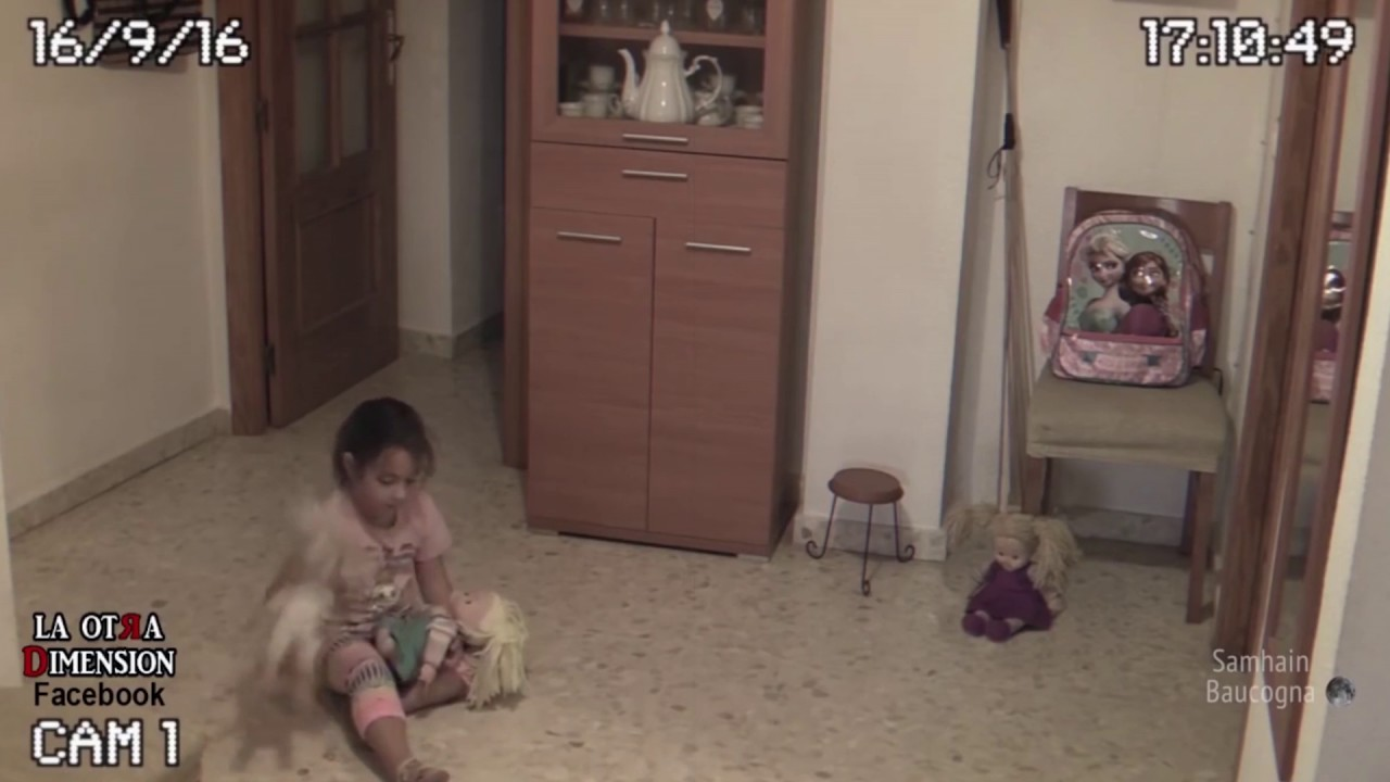 Download Real Video of Evil Possessed Doll