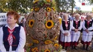 Świętokrzyskie Dożynki Wojewódzkie w Końskich już 4 września