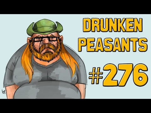 Stevie's Revenge - The Manatee's Demands - AND MUCH MORE! - Drunken Peasants #276