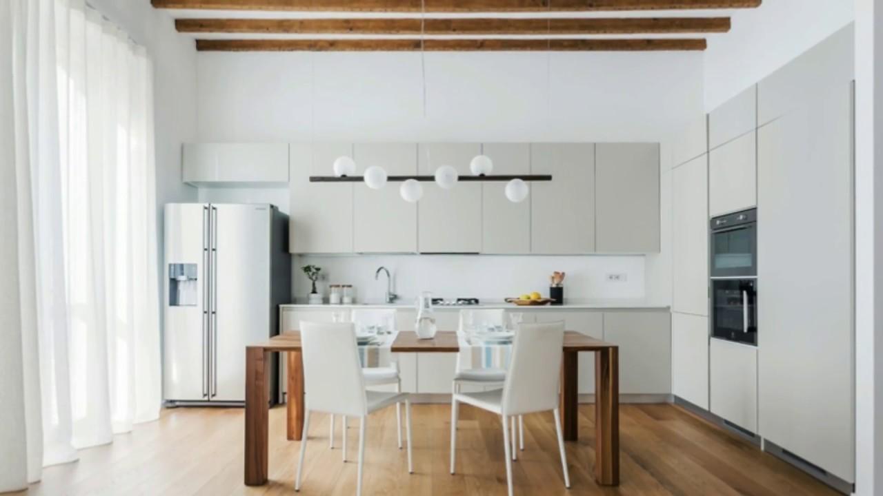 Travi A Vista Illuminazione travi a vista: nomade architettura interior design. appartamento mosè,  milano.