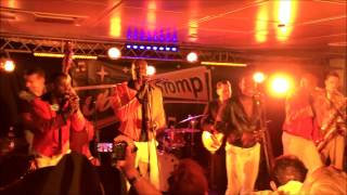 The Extraordinaires Ubangi Stomp Benidorm 2015 (Rockabilly)