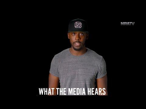 What the Media Hear vs. Reality