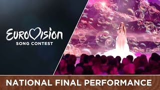 ZOË - Loin d'ici (Austria) 2016 Eurovision Song Contest national final performance