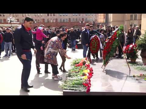 В Москве отметили день памяти жертв геноцида армян