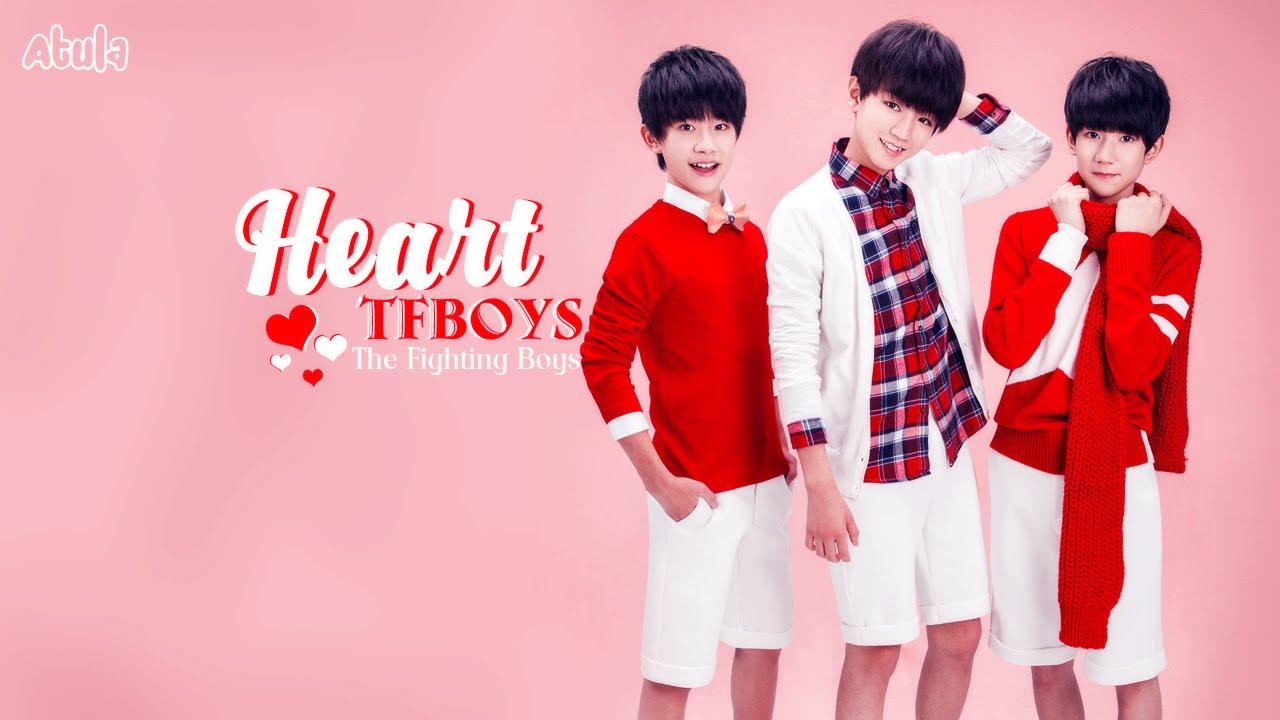 [Vietsub+Kara] Heart – TFBoys