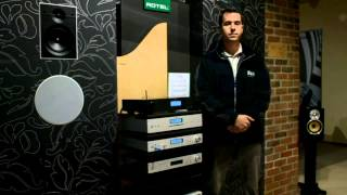 Rotel 12 Series HiFi készülékek bemutatója thumbnail