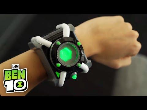 Ben 10 | DIY Omnitrix! | Cartoon Network