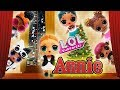 LOL Surprise Dolls Perform Annie! Starring Sugar Queen, Dollface, Vacay Babay, Foxy, and Angel!