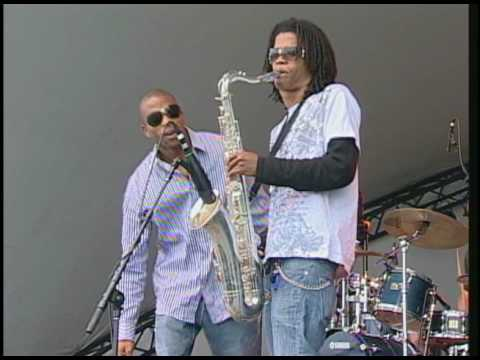 Trombone Shorty & Orleans Avenue - American Woman - Salmon Arm's Roots and Blues Festival