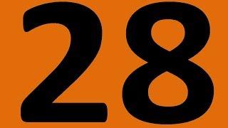 АНГЛИЙСКИЙ ЯЗЫК ДО АВТОМАТИЗМА - УРОК 28 ГРАММАТИКА УРОКИ АНГЛИЙСКОГО ЯЗЫКА