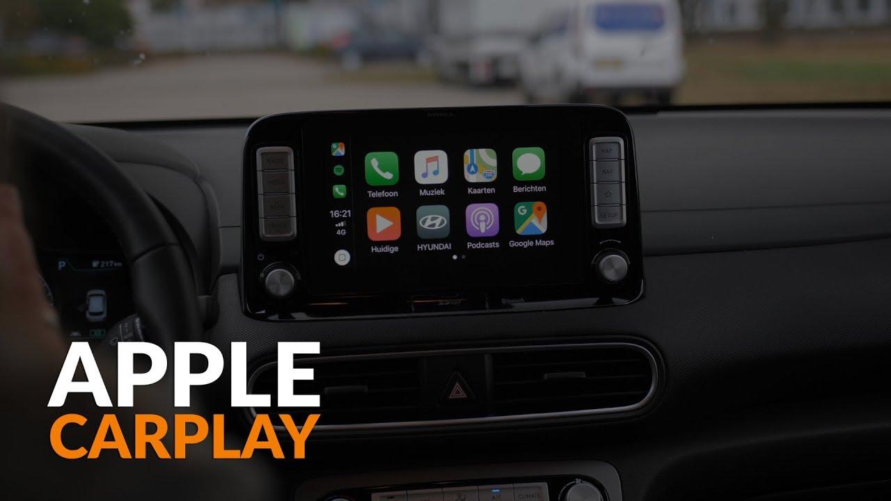 Apple CarPlay: hoe werkt het, wat kun je ermee en hoe stel je het in?