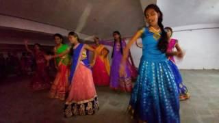 Roa's School DANCE BASANTI 8TH CLASS B6