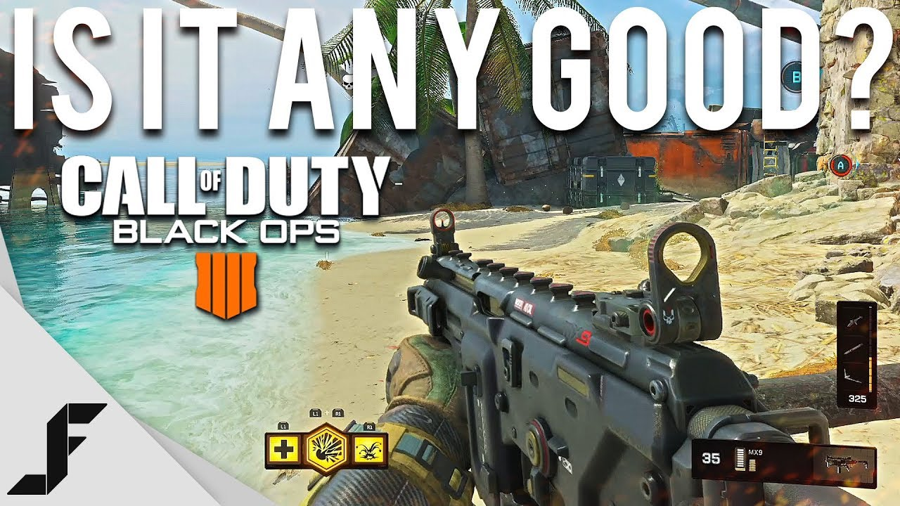 Black Ops 4 - Is it any good?