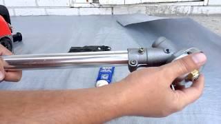 Как смазать редуктор мотокосы(, 2014-07-31T19:46:55.000Z)