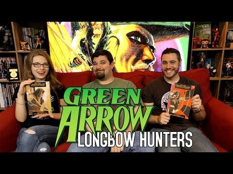 GREEN ARROW THE LONGBOW HUNTERS | Back Issues