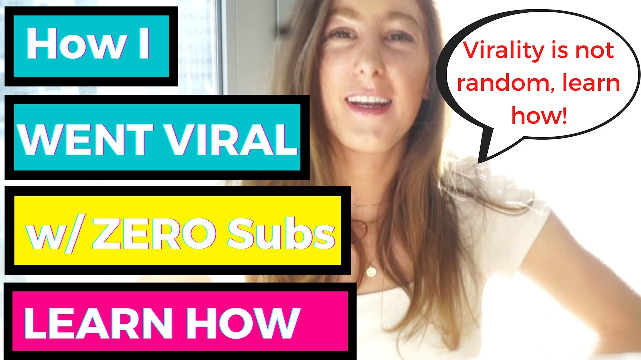 How To Make a Viral YouTube Video w/ ZERO Subscribers - Why My Video Went VIRAL & How Yours Can
