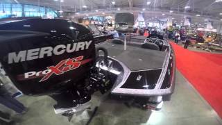 2016 Bullet Boats 21XRS Bass Boat Overview