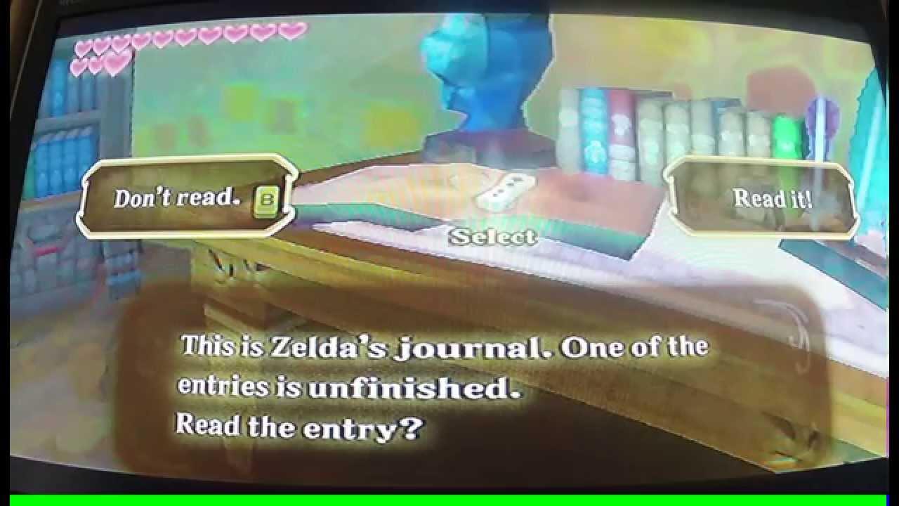 How To Get Gratitude Crystal In Zelda S Room