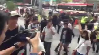 Anti Najib protesters arrested