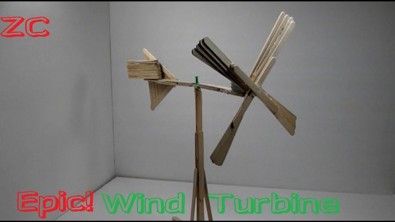 How to make a wind generator 65