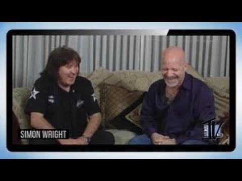 Simon Wright on Drum Talk TV!