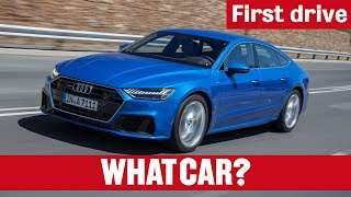 New-Audi-A6-2017 Audi A7 Review In Pictures