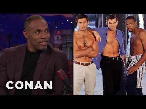 Jason George Got His Big Break In A '90s Soap Opera  - CONAN on TBS
