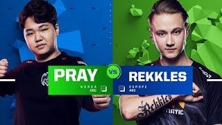 Pray vs. Rekkles | Quarterfinals | 1v1 Tournament | 2017 All-Star Event