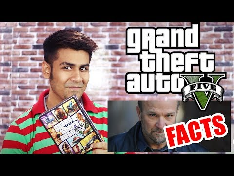 Interesting Facts about GTA V   Things you don't know about Grand Theft Auto 5   Tech Facts