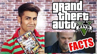 Interesting Facts about GTA V | Things you don